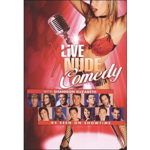 Live Nude Comedy (Widescreen)