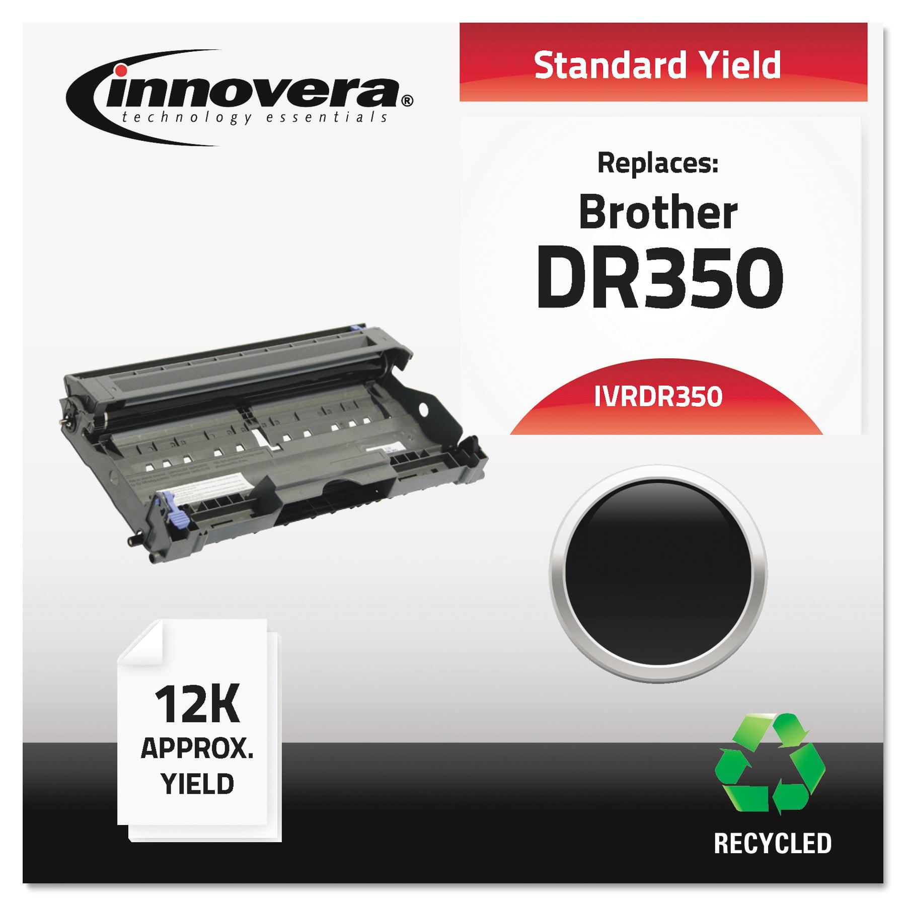 Innovera Remanufactured DR350 Drum Unit, Black