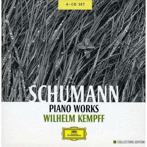 Schumann: Pinoo Works (Complete) (Box)