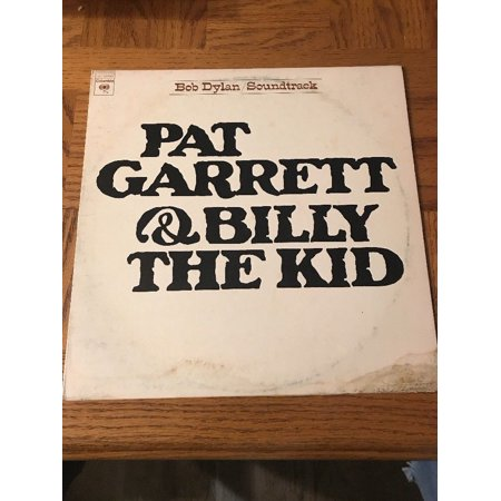 Pat Garrett And Billy The Kid Album