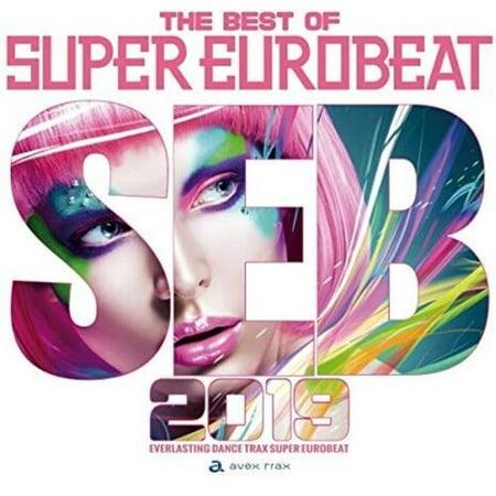 The Best Of Super Eurobeat 2019 (CD)