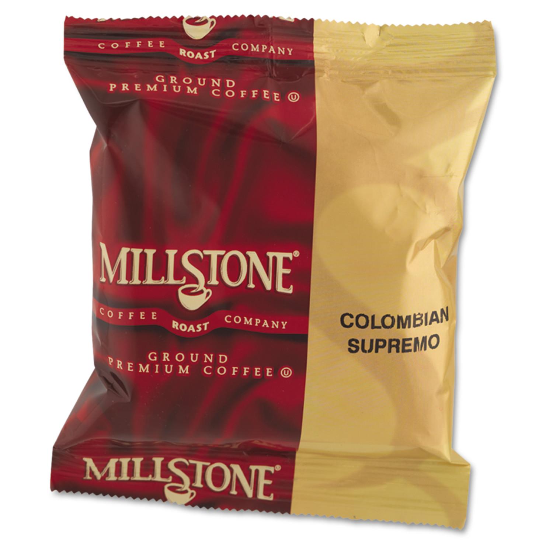 Millstone Gourmet Coffee, Colombian Supremo, 1.75 oz Frac...