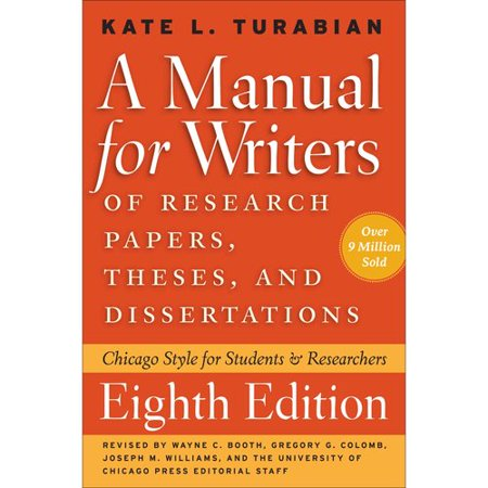 a guide for writing term papers