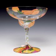 Lolita Margarita Glasses Peach by Margarita Glasses