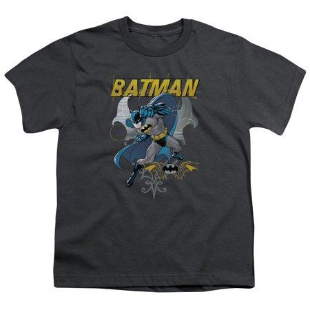 Batman/Urban Gothic Big Boys Youth Shirt](Gothic Boys)