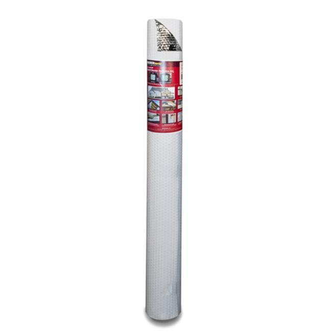 Reach Barrier SS48010 Single Air/Single Reflective Insulation Roll 4ft x 10ft