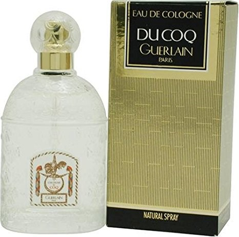 Du Coq By Guerlain For Women Eau De Cologne Spray 3.4 oz