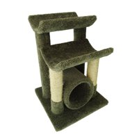 New Cat Condos 30 in. Cat Scratch and Sleep