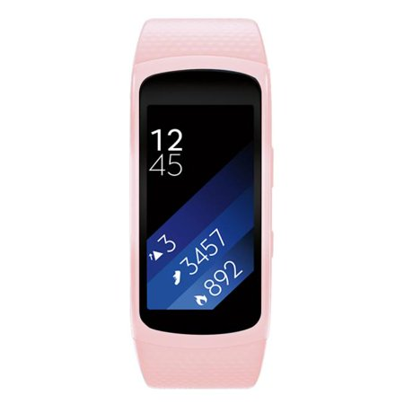 Luxury Silicone Watch Replacement Band For Samsung Gear Fit 2