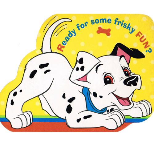 101 Dalmatians Invitations W Envelopes 8ct Walmart Com