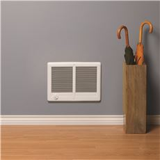 Com Pak Wall Heater With Thermostat 400W