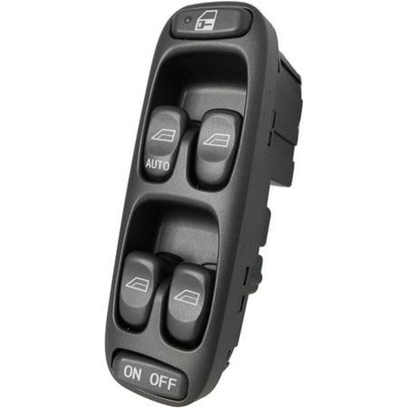 Volvo S70 Master Power Window Switch 1998-2000 (1998 1999 2000) (electric control panel lock button auto driver passenger door) Temperature Control Panel