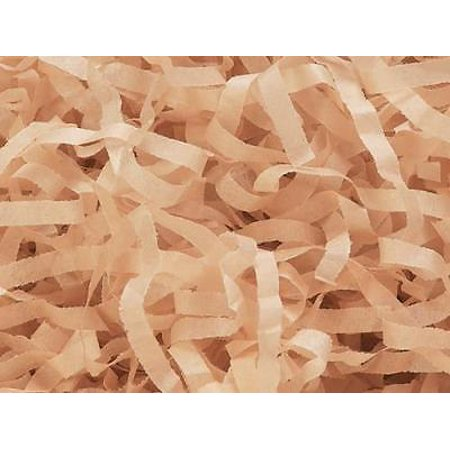 2 Unit Kraft Tissue Paper Shred 1 lb Unit pack 1](Tissue Shred)