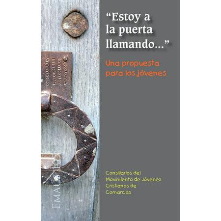 'Estoy a la puerta llamando...' Una propuesta para los jóvenes - eBook](Coronas Para Puertas De Halloween)