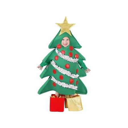 Child Christmas Tree Costume - Xmas Tree Costume