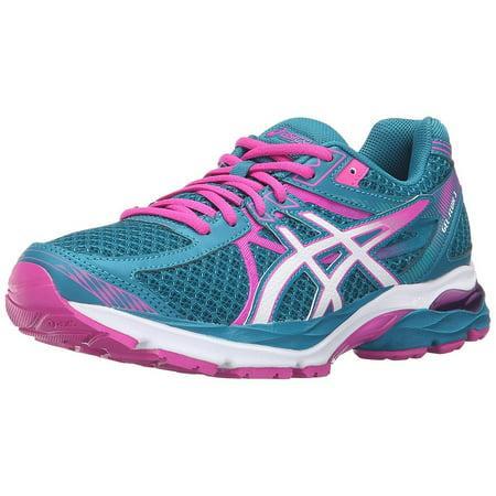 66910708d7 ASICS - ASICS Gel-Flux 3 Womens Ocean Depth Whi Sneakers - Walmart.com
