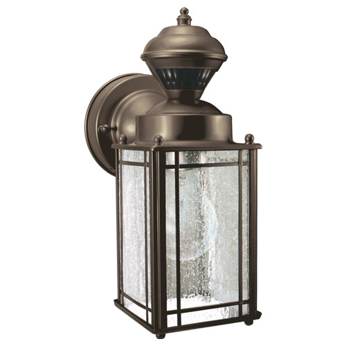 HEATH ZENITH HZ-4135-OR 150° Motion-Activated Light with Oil-Rubbed Bronze Finish
