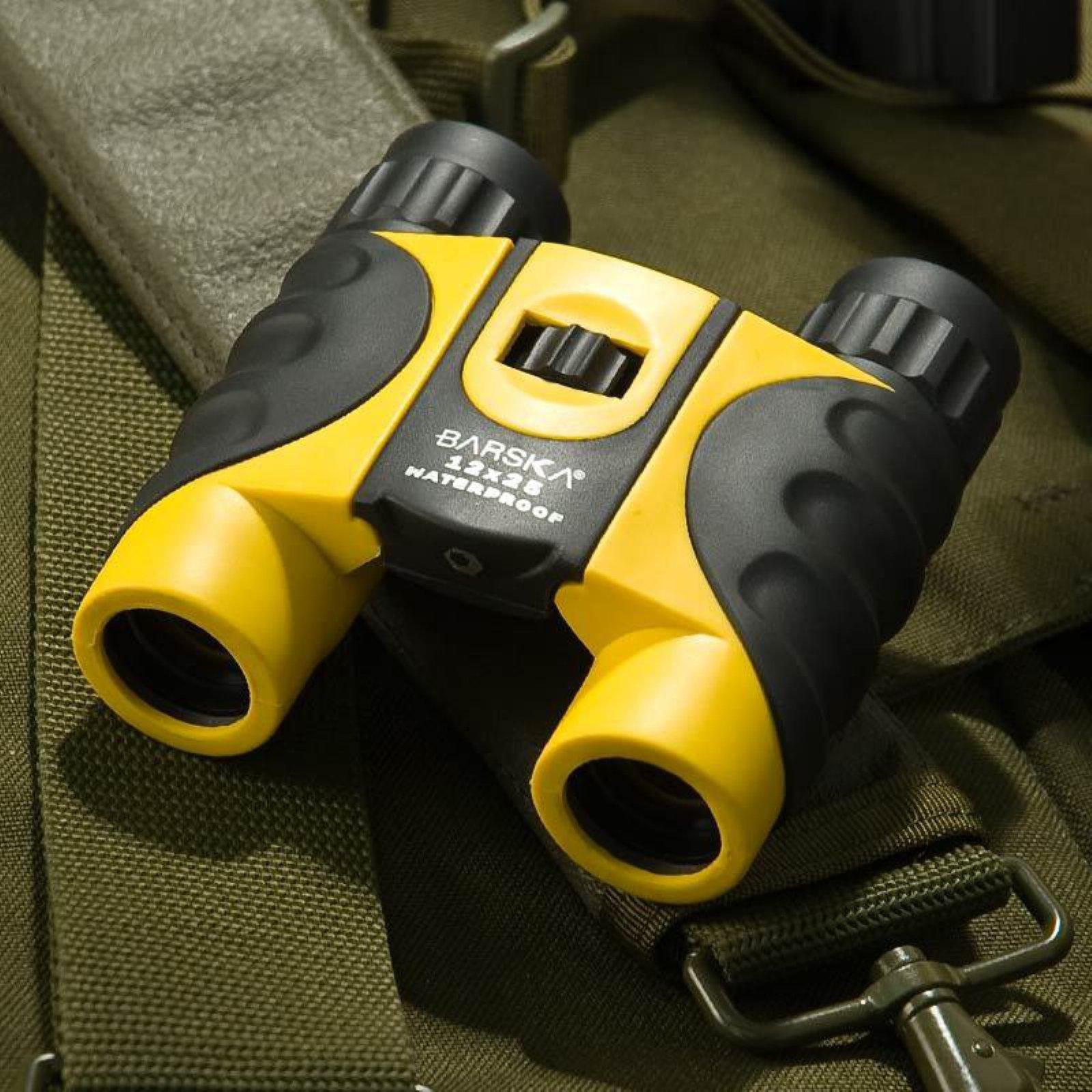 Barska 12x25mm Colorado Waterproof Compact Binoculars by Barska