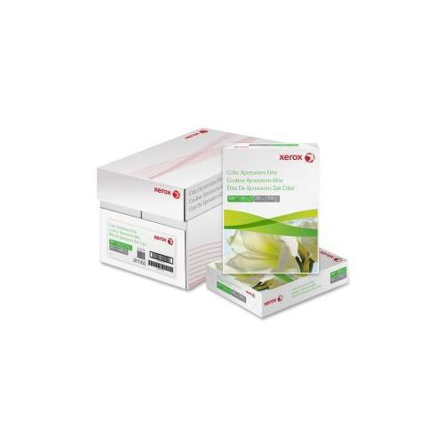 XEROX Copy/Printer Paper,100 GE/114 ISO,60Lb,8-1/2x11,250/RM,WE