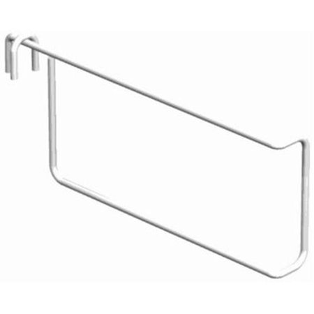 Lozier Store Fixtures WGA2411SPB WHT 16 x 2.12 x 5 in. Rolled Goods Bent Divider - Pack Of 5 ()