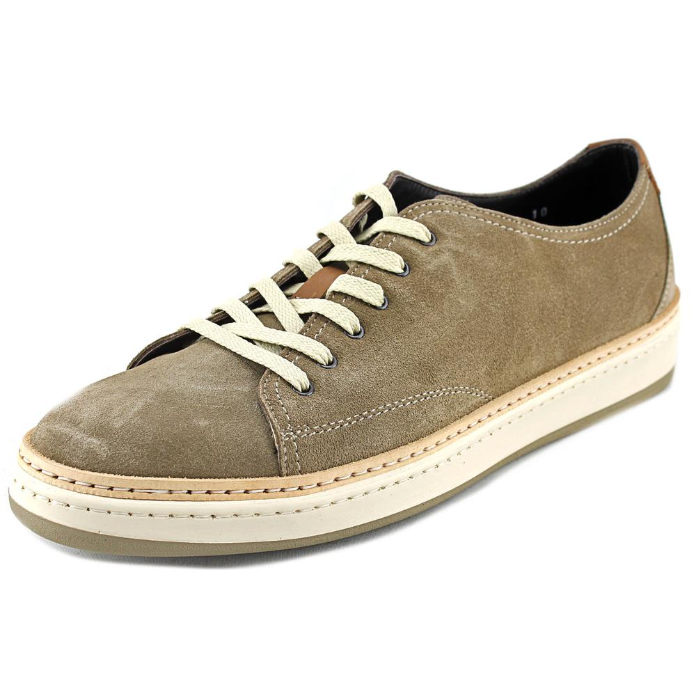 To Boot New York Geoffrey Men  Round Toe Suede  Sneakers