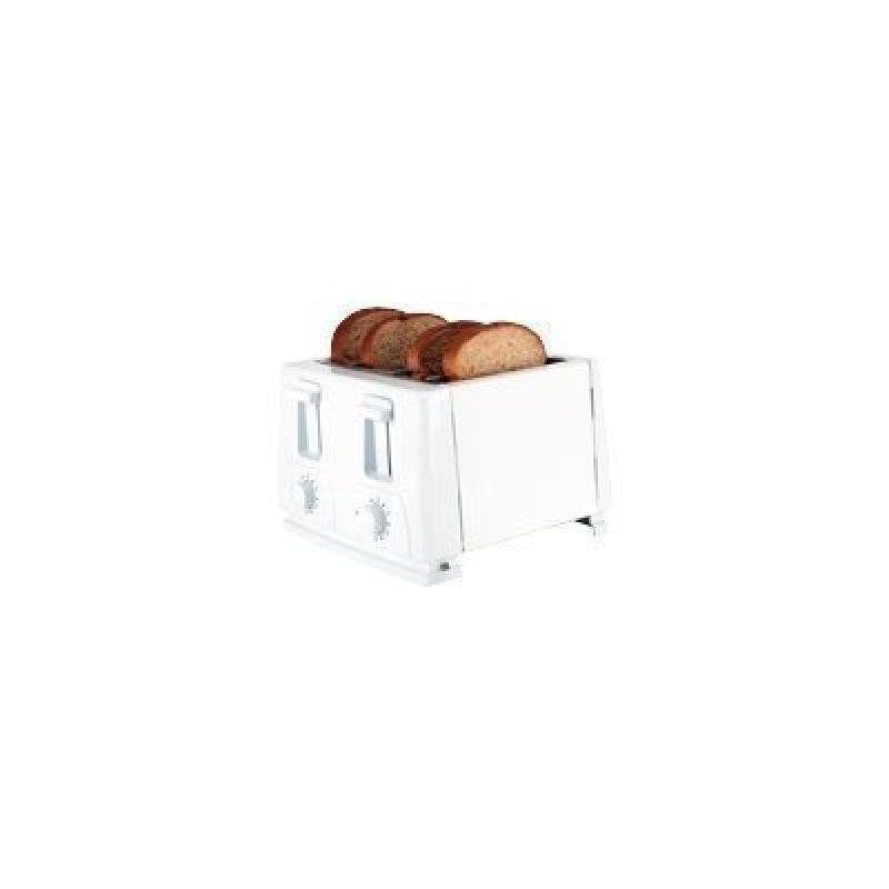 Continental 4 Slice Toaster