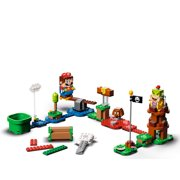 LEGO Super Mario Adventures with Mario Starter Course 71360 Building Kit, Collectible, Creative Gift Toy for Kids (231 Pieces)