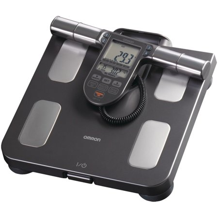 Omron Body Composition Monitor with Scale - 7 Fitness Indicators & 90-Day