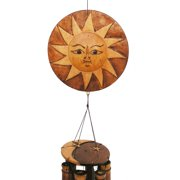 Cohasset Natural Sun and Moon Wind Chime