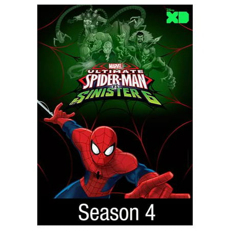 ultimate spiderman vs the sinister 6 episode 1