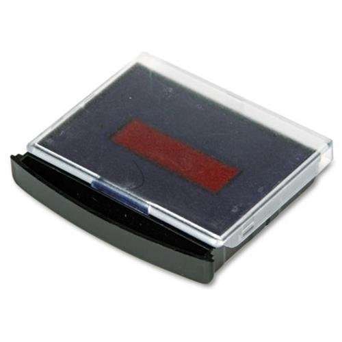 Cosco Two-color Ink Pad - Blue, Red Ink (061961)