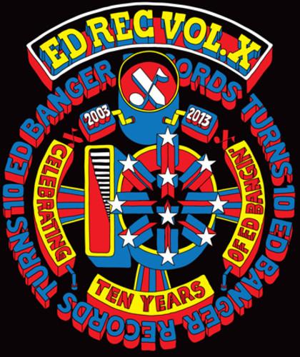 Ed Rec Vol X Various Vinyl Walmart Com