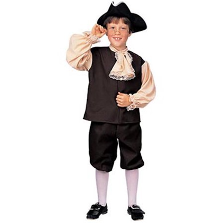Colonial Boy Child Halloween Costume](Boys Colonial Costume)