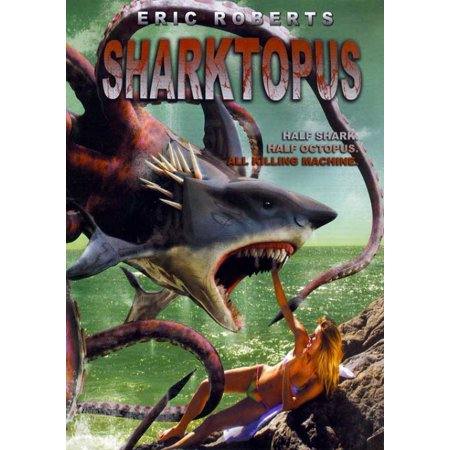Sharktopus Movie Poster (11 x 17) for $<!---->