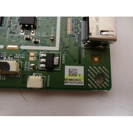 Vizio E320-B2 Main Input Board 91.76R10.001G / 55.76R01.001
