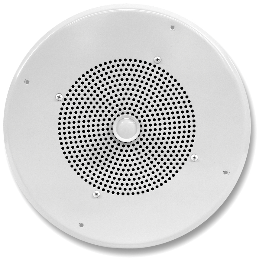 """Viking Electronics VK-35AEM 8 Ohm Ceiling Speaker w/ Volume"""