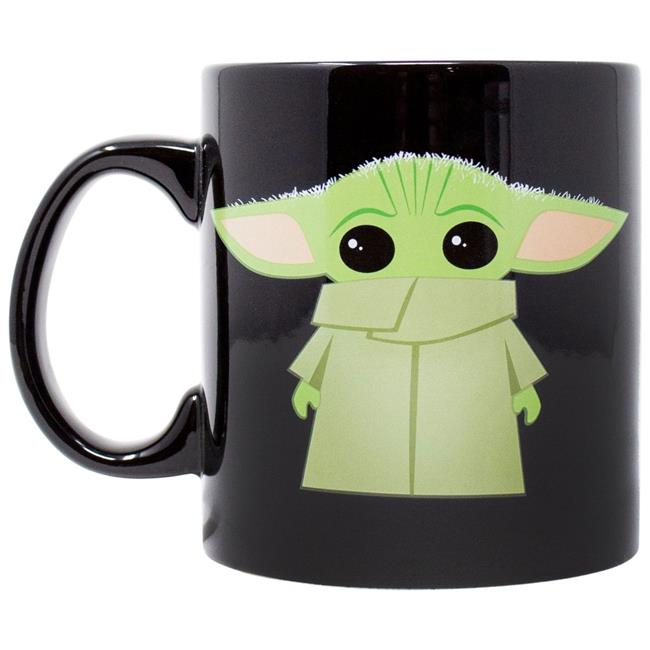 Mandalorian Star Wars Coffee I Like Baby Yoda Mug Cup Tea Cheap 15 ounce 11 white 14 ounce travel mug