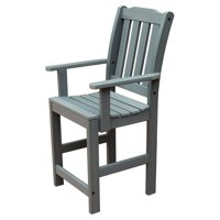 highwood® Lehigh Recycled Plastic Counter Height Arm Chair