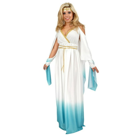 Halloween Greek Goddess Adult Costume](Greek Goddess Of Beauty)