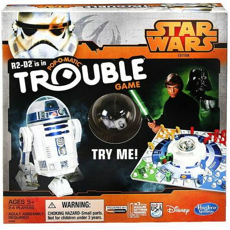 - Star Wars Trouble Board Game