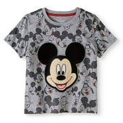 ed9df296 Toddler Boys' All-Over Print Short Sleeve Graphic Tee
