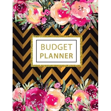 Budget Planner : Notebook Business Money Personal, Budgeting Book Bill Tracker for 365 Days, Finance Journal Planning