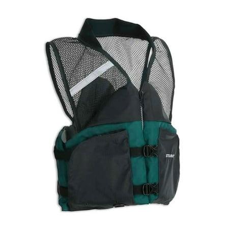 - Stearns Sport Comfort Collar Series Fishing Vest, Adult Med(Chest 40