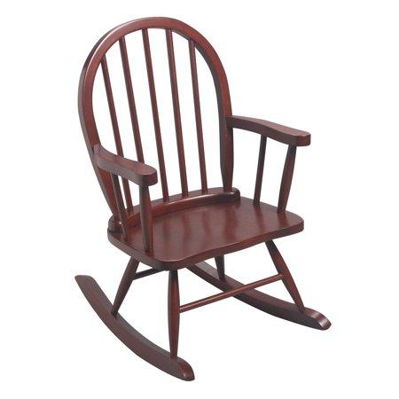 Gift Mark Windsor Childrens 3600 Rocking Chair - Cherry ()