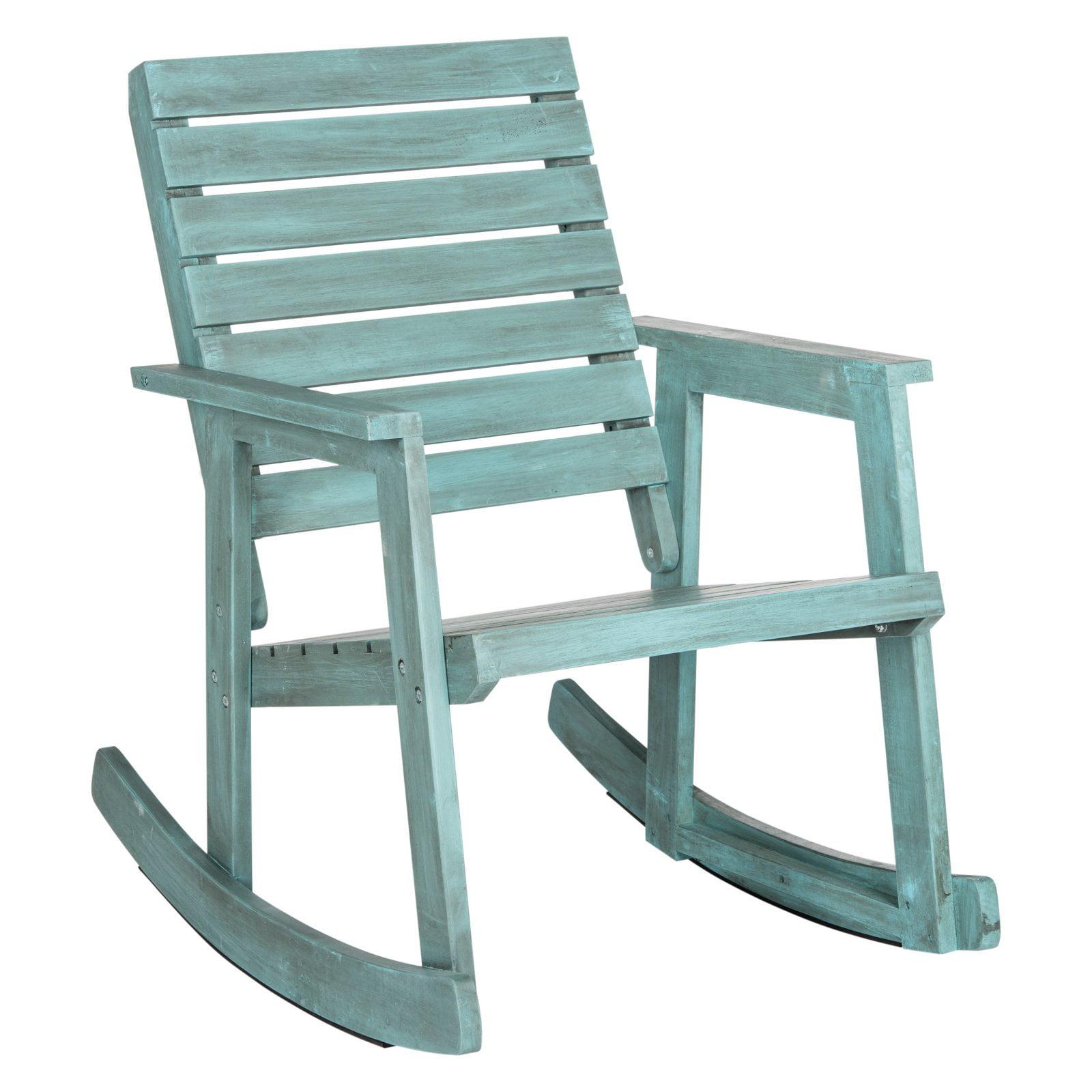 Safavieh Alexei Rocking Chair Multiple Colors Wildridge Recycled Heritage  Unique