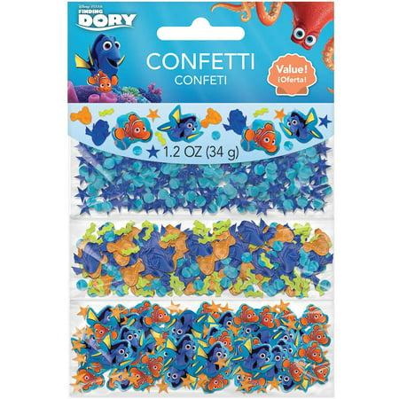 Disney Finding Dory Confetti - Confetti Party Supplies