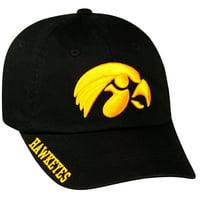 NCAA Men's Iowa Hawkeyes Black Cap