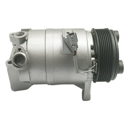 RYC Remanufactured AC Compressor and A/C Clutch FG671 Fits 2009 2010 2011 2012 2013 2014 Nissan Maxima 3.5L