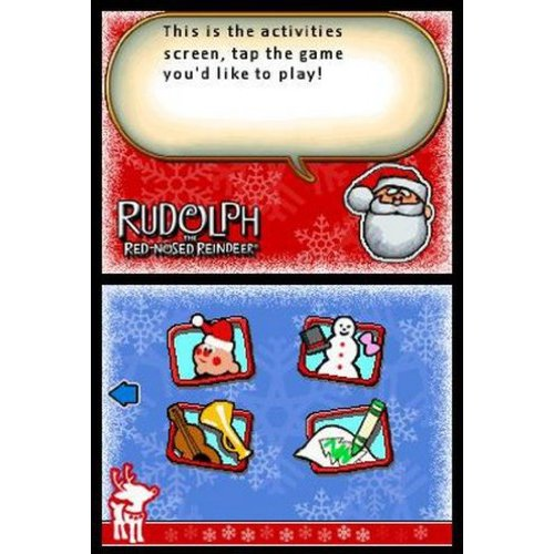 Rudolph the Red-Nosed Reindeer (DS)