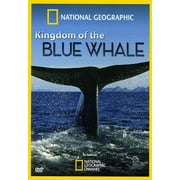 National Geographic Kingdom of the Blue Whale [DVD] by NATIONAL GEOGRAPHIC VIDEO